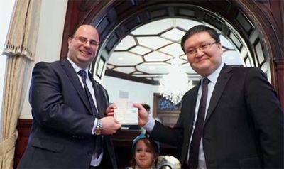 10-Летний визовый режим с сша - достижение казахстанских чиновников