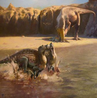 10 Недавно открытых видов динозавров