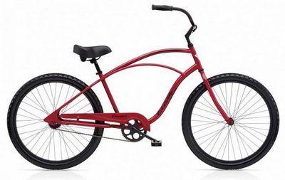 4 Оттенка красного: велосипеды 26 и 28 дюймов в цвете red