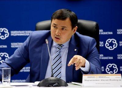 А.мырзахметов: «новый налоговый кодекс будет разрабатываться с позиции бизнеса»
