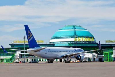 Аэропорты астаны и алматы вошли в 10 крупнейших аэропортов стран снг