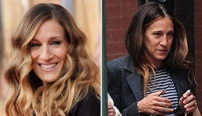 Актрисы на экране и в обычной жизни (15 фото)