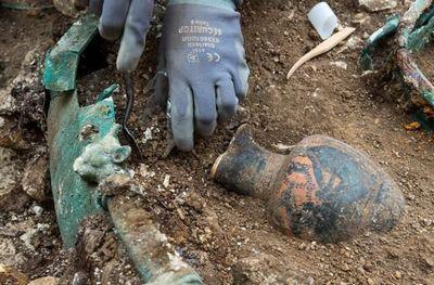 Алматинские специалисты жалуются на активность «черных археологов»