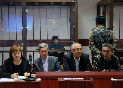 Алматинского «стрелка» приговорили к смертной казни