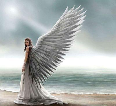 Ангел с топором