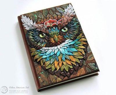 Анико колесникова обложки книг из полимерной глины