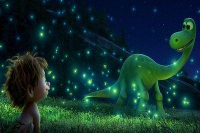 Анимация добрый динозавр рецензия