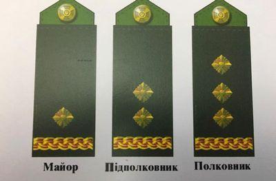 Армия украины отказывается от советского наследия в военной форме
