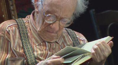 Артист театра им. м.лермонтова юрий померанцев отмечает 95-летие
