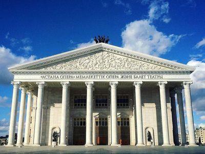 Артисты большого театра беларуси выступят на сцене театра «астана опера»