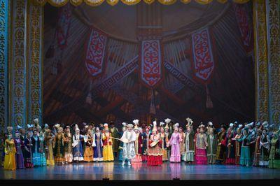 «Астана опера» едет с гастролями в европу