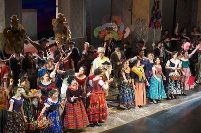 «Астана опера» готова обменять билеты из-за непогоды