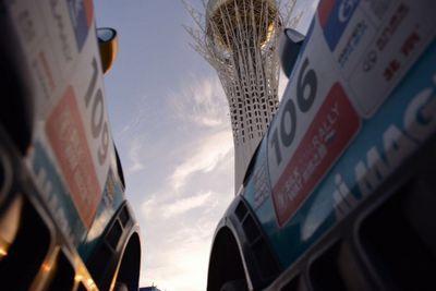 Астана встретила участников ралли-марафона «шелковый путь-2016»