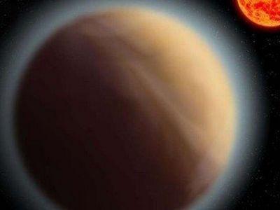 Атомосферы экзопланет