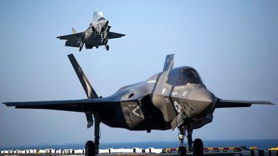 Баги в программном обеспечении стали проблемой для новейшего самолета f-35