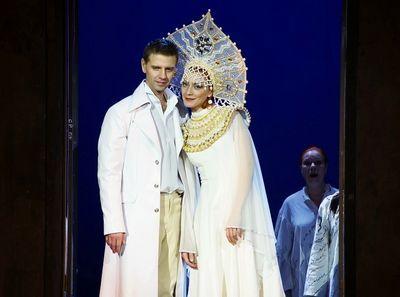 Балет, сказка и новая драма
