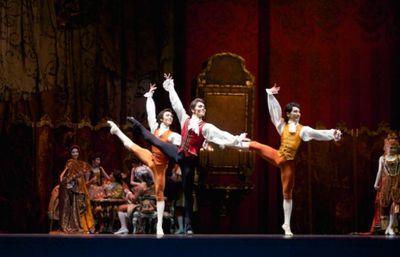 Балет выдающегося хореографа кеннета макмиллана «манон» состоялся в гатоб им. абая