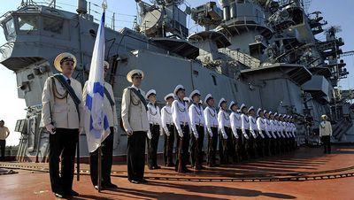 База в сирийском тартусе станет для флота первой за пределами россии