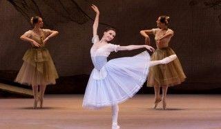 Benois de la danse: лучшая танцовщица - светлана захарова