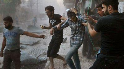 Боевики готовятся атаковать алеппо при помощи химического оружия