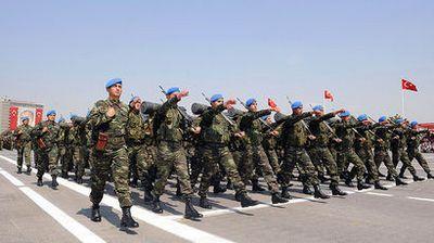 Боевики иг атаковали базу турецких войск в ираке