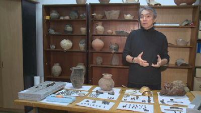 Более тысячи ценнейших артефактов исследуют ученые зко