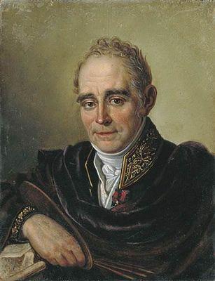 Боровиковский биография