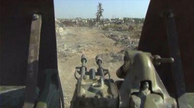 Брюссель отрицает причастность к бомбардировке в алеппо
