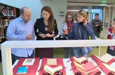 Центр казахстанской литературы и культуры открылся в париже