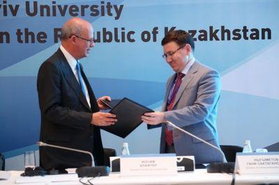Центр международных программ и тель-авивский университет заключили меморандум о взаимном сотрудничестве