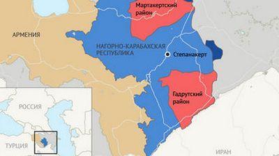 Чем воюют армии нагорного карабаха и азербайджана