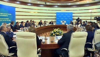 Члены окдс «казахстан-2050» выступили с обращением к казахстанцам