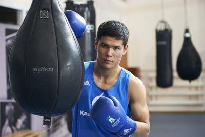 Данияр елеусинов выиграл золотую медаль олимпийских игр