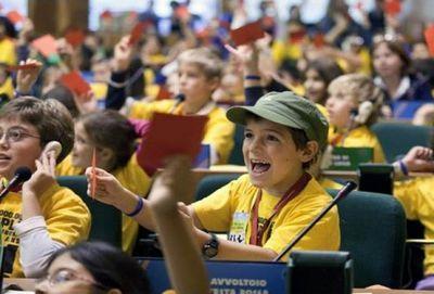 Дети могут сыграть важную роль в борьбе с изменением климата
