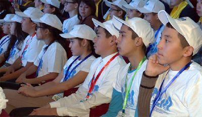 Детский форум-фестиваль стартовал в столице