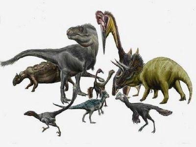 Динозавры россии