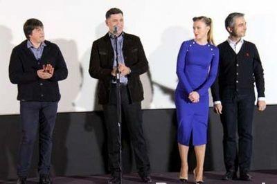 Дни российского кино проходят в астане