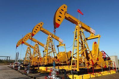 Добыча нефти была прекращена из-за поломки подшипника в гане