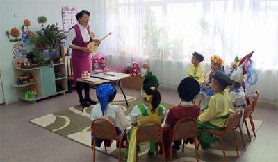 Дошкольную анк открыли в детском саду в актау
