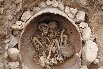 Древний центр эль-аргарской культуры в испании