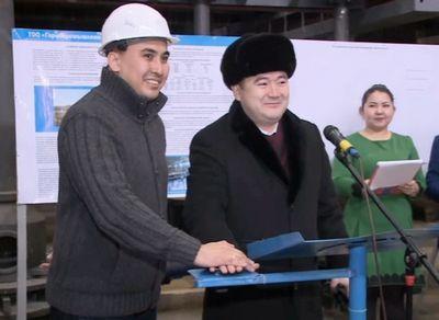 Фабрику стоимостью 1,8 млрд тенге открыли в акмолинской области