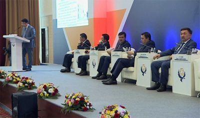 Форум отечественных товаропроизводителей прошел в астане
