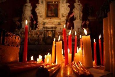 Фотосъемка при свечах