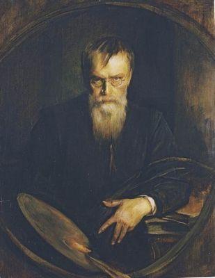 Франц фон ленбах картины