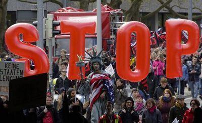 Франция выступает за прекращение переговоров по ttip - «экономика»