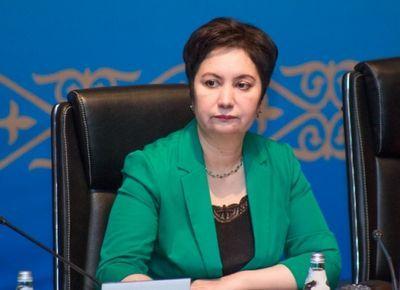 Г.абдыкаликова провела заседание республиканской комиссии по госсимволам