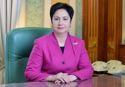 Г.абдыкаликова выступила на церемонии закрытия глобального саммита женщин