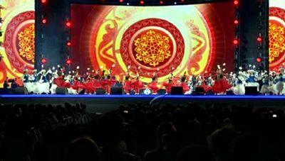 Гала-концерт мастеров искусств карагандинской области прошел в астане