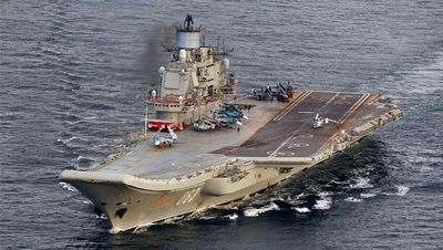 «Газете.ru» стали известны причины падения миг-29кр с авианосца «кузнецов»