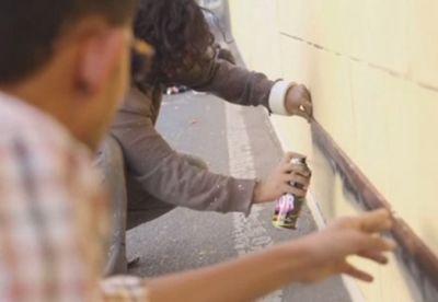 «Говорящие» стены в йемене